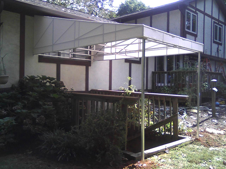 Residential Fabric Canopies For Retractable Patio Amp Deck