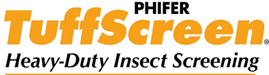 Phifer tuffscreen heavy-duty insect screening