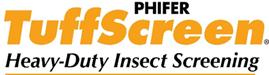Phifer tuffscreen heavy-duty insect screening