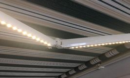 Dimmable LED Awning Lighting | Retractable Deck & Patio ...