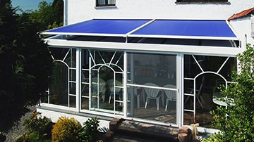 Retractable Awnings & Canopies in Maryland | Sunair Awnings