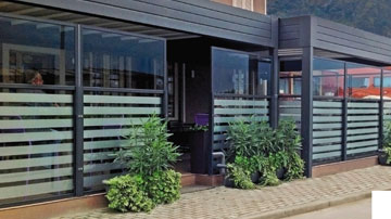 Retractable Awnings Canopies In Maryland Sunair Awnings
