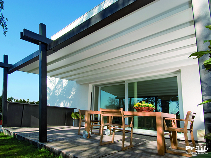 Superior Residential Pergola In Backyard