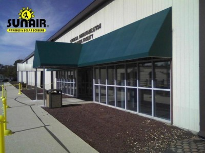 Sunair%20shed%20canopy%20with%20Entrance%20A%20frame%20section.JPG