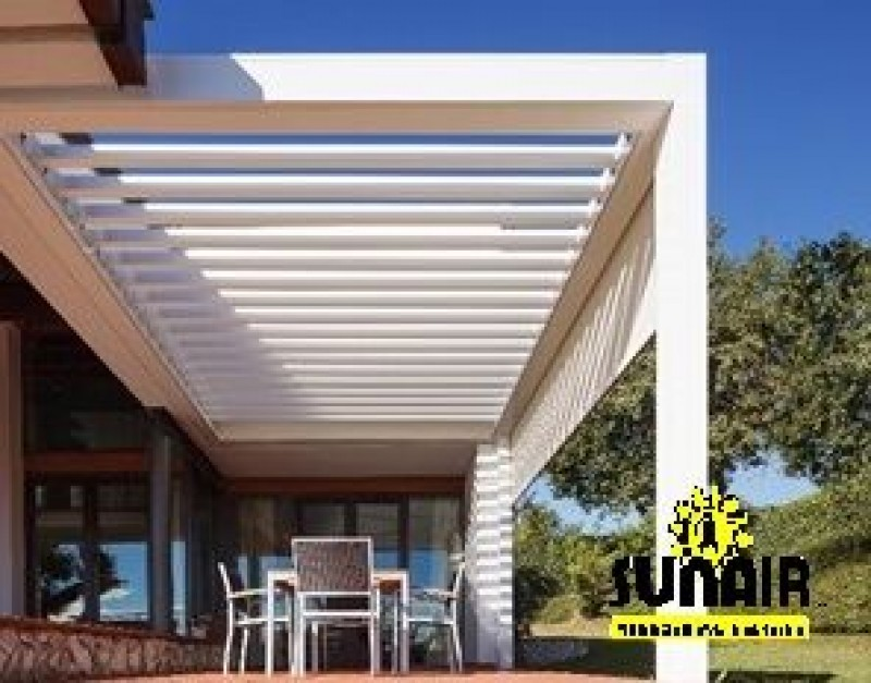 Pergola Louvered Structures Residential Gallery