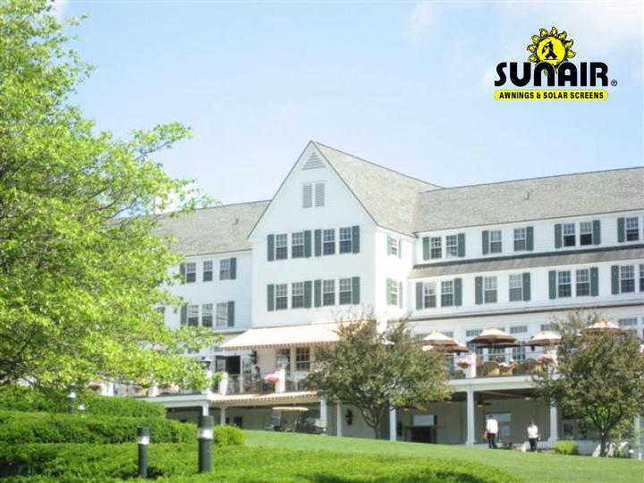 Sunair Retractable Awning On Hotel.JPG