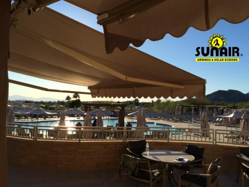 Retractable Awnings Commercial | Gallery
