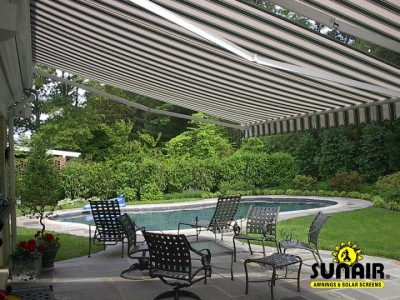Retractable Patio Awnings Residential | Gallery