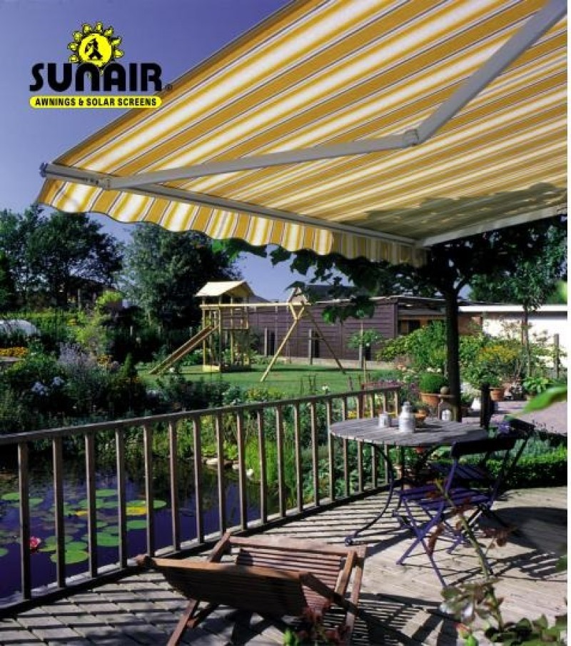 Retractable Patio Awnings Residential