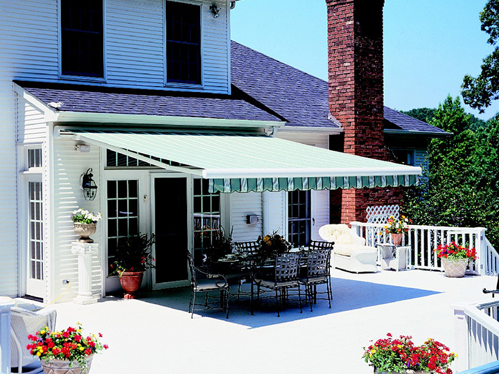 Retractable Patio Deck Awnings Nationwide Sunair Maryland